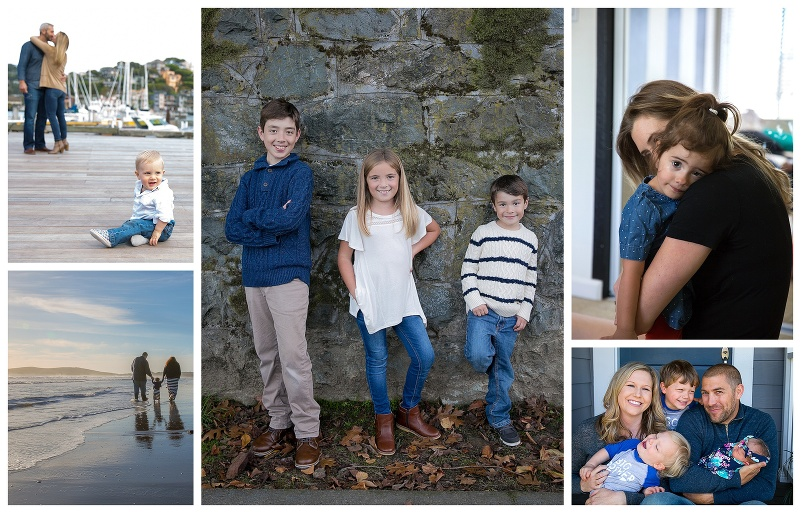 Marin Family Photographer